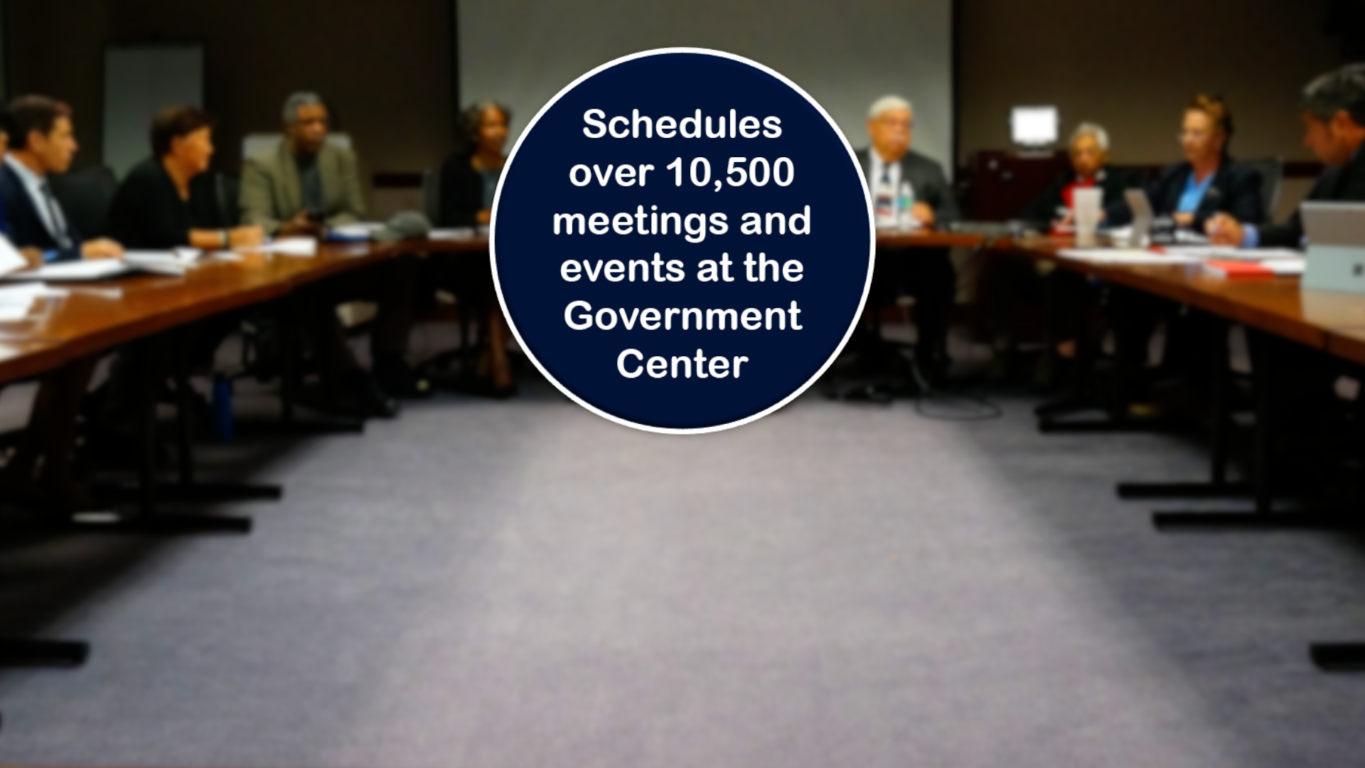 Did You Know DCCS ... Meetings and Events