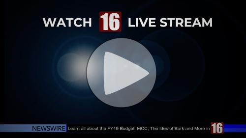Watch Channel 16 Live Video Stream