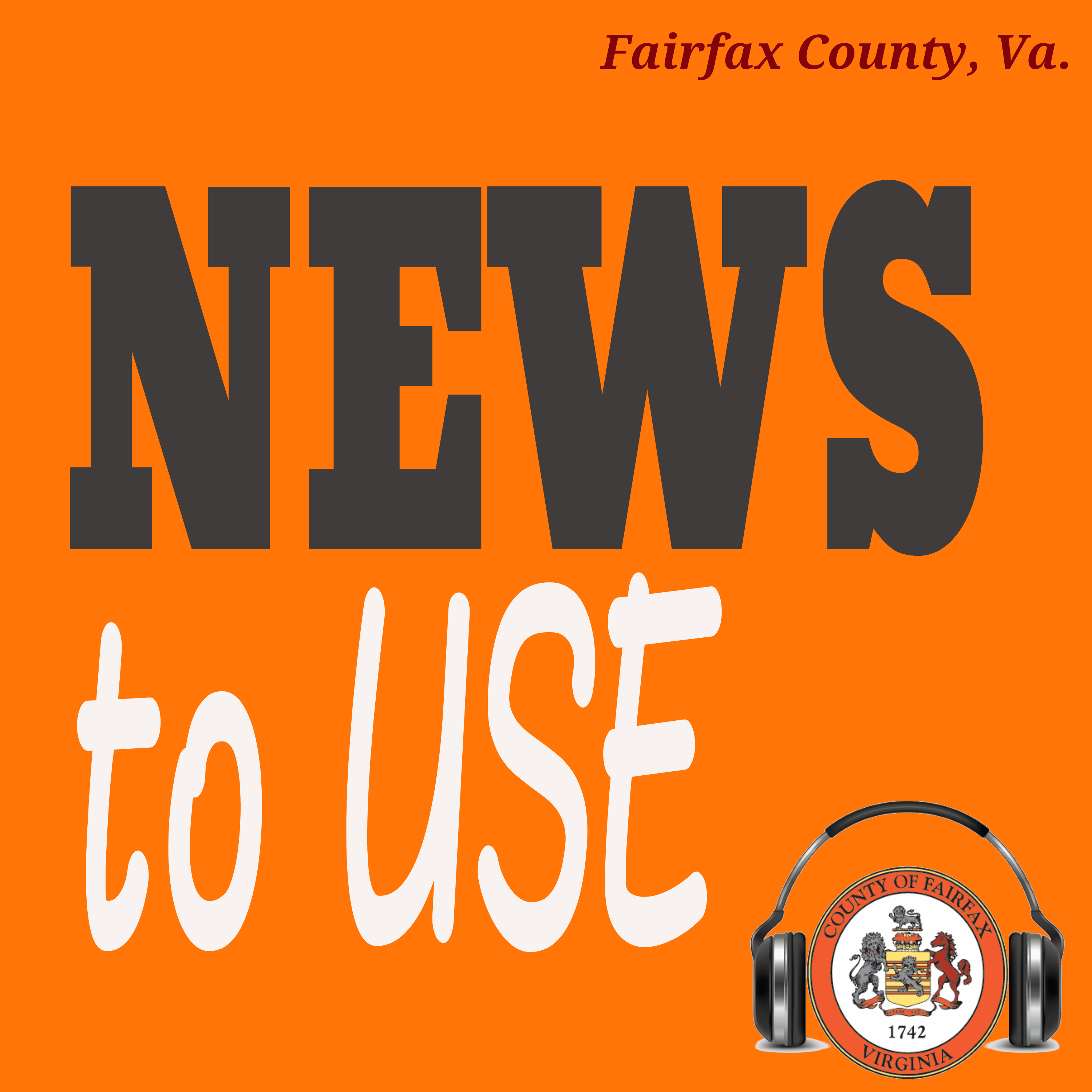 Fairfax County News to Use Podcast