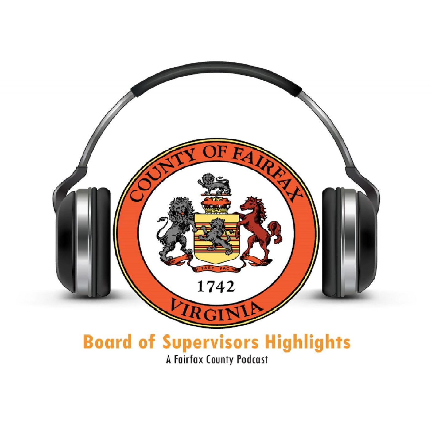 Fairfax County Board of Supervisors Meeting Highlights Podcast