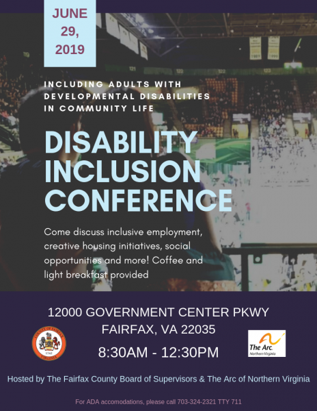 Disability Inclusion Conference 2019