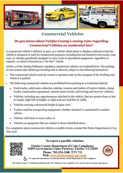 Commercial Vehicles Flyer