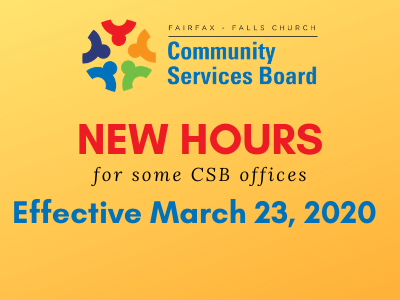 New hours for some CSB sites
