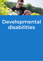 Photo header of developmental disability services