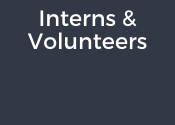 "Box with text ""Interns & Volunteers"""