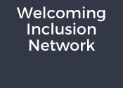 "Box with text ""Welcoming Inclusion Network"""