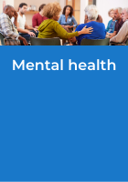 Photo header of mental health services
