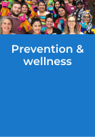 Photo header of prevention services