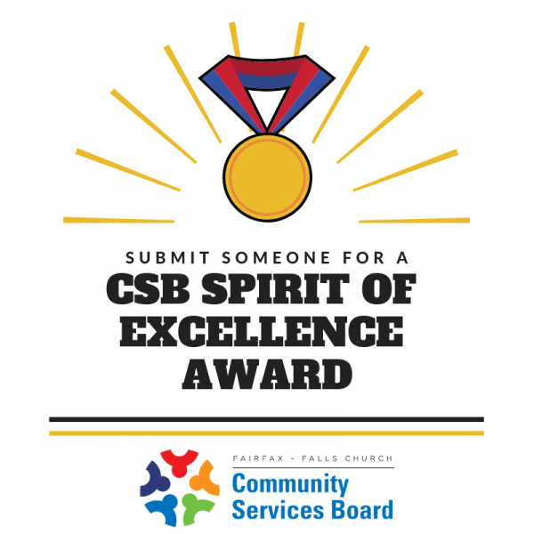 Submit a Spirit of Excellence Award nomination