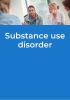 Photo header of substance use disorder services