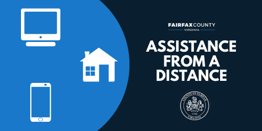 Assistance from a Distance graphic