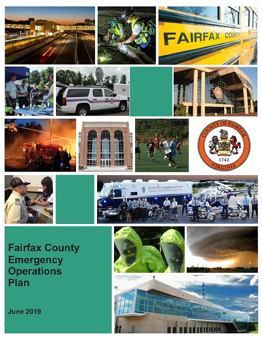 Emergency Operations Plan cover image