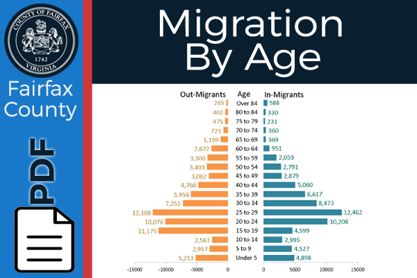 Annual Domestic Migration by Age Thumbnail