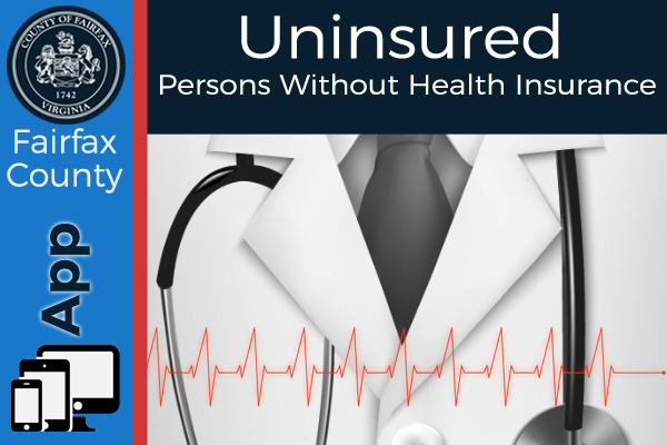 Uninsured in the Fairfax-Falls Church Area