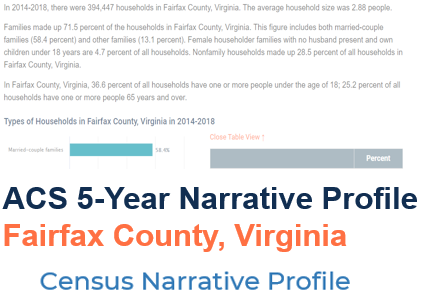 Census Narrative Profile