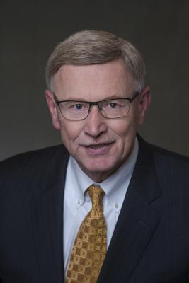 Portrait of Supervisor John Foust