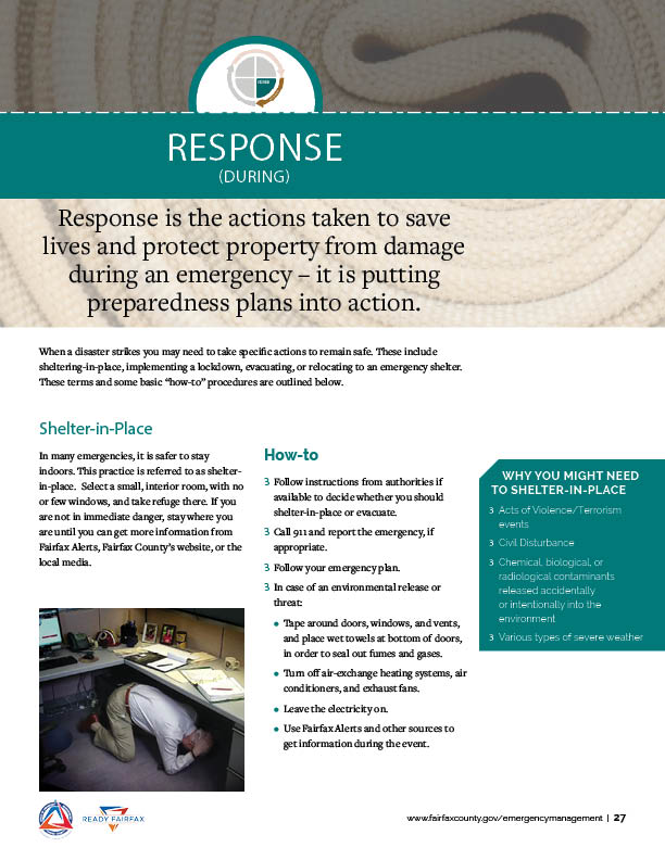 Response Section