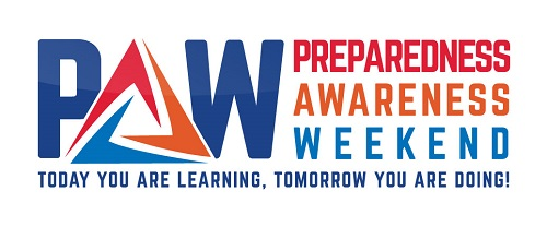 Preparedness Awareness Weekend Logo
