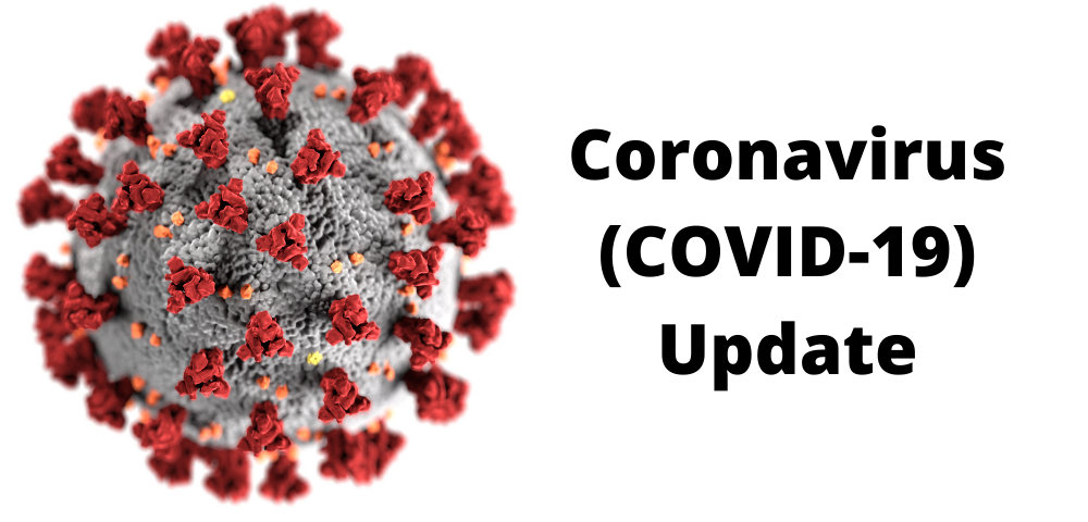 COVID19 (coronavirus) Information and Updates