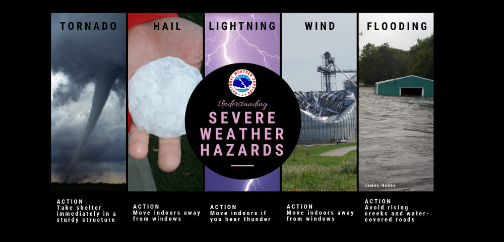 Spring Weather Hazards Image