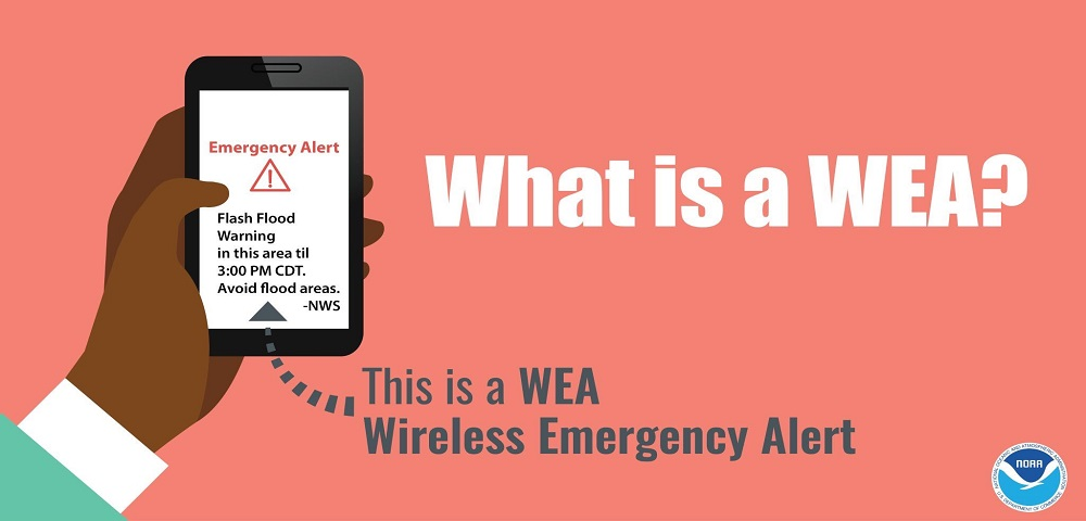 Learn about the differences between Wireless Emergency Alerts and Fairfax Alerts.