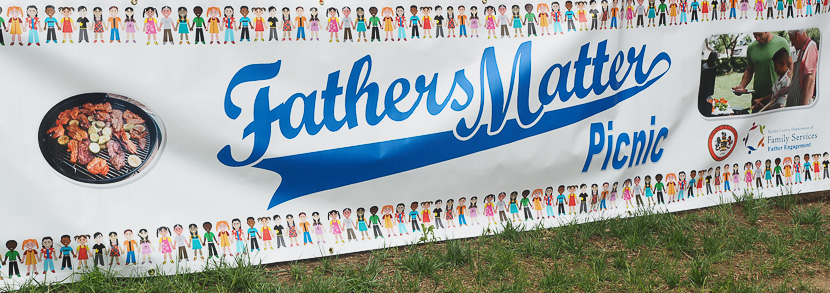 2018 Fathers Matter Cookout