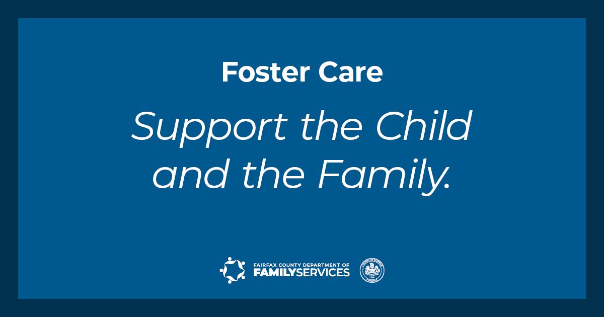 Support the Child and the Family Twitter graphic