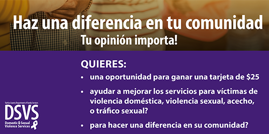survey information graphic in Spanish