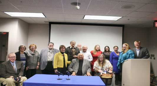 Members of the Fairfax Area Disability Services Board