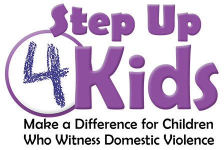 Step Up 4 Kids graphic logo