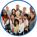 circle-financial-and-medical-assistance image of group of people