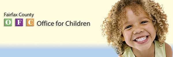 banner office for children photo of a child
