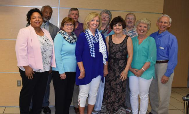 Fairfax Area Commission on Aging Members