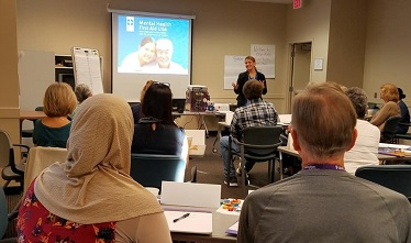 Annandale Hosted a Mental Health First Aid for Older Adults Training
