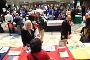 50 plus employment expo photo
