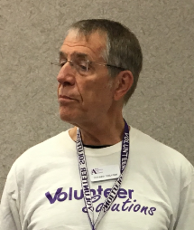 South County Region Star Volunteer Dean Rust