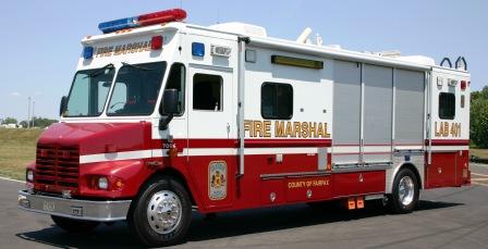 Fire Amp Hazardous Materials Mobile Investigations Lab