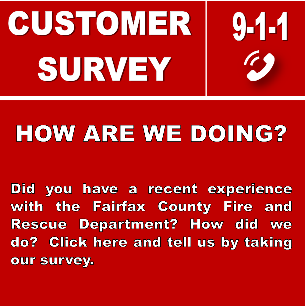 911 Customer Survey
