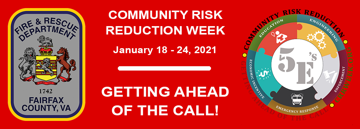 Community Risk Reduction Week