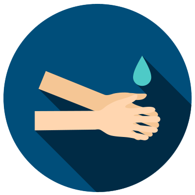 Handwashing icon