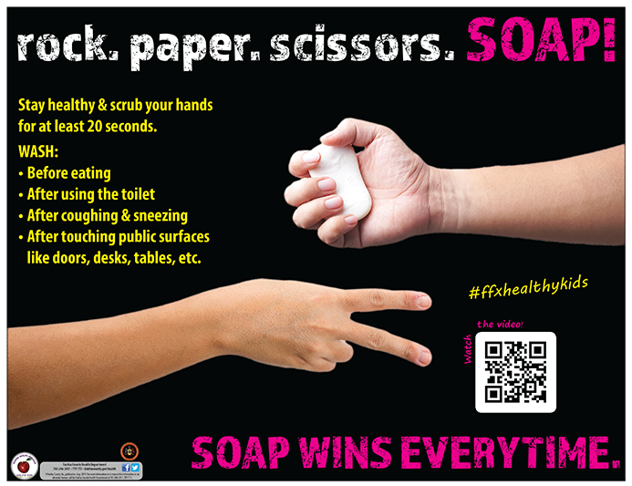Rock, paper, scissors, SOAP