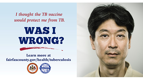 TB campaign ad adressing the effectiveness of TB vaccine