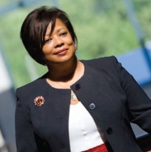 Photo of Wanda Gibson, Director and Chief Technology Officer