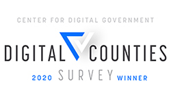 Digital Counties Survey Award logo