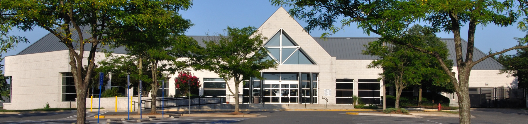 Centreville Regional Library