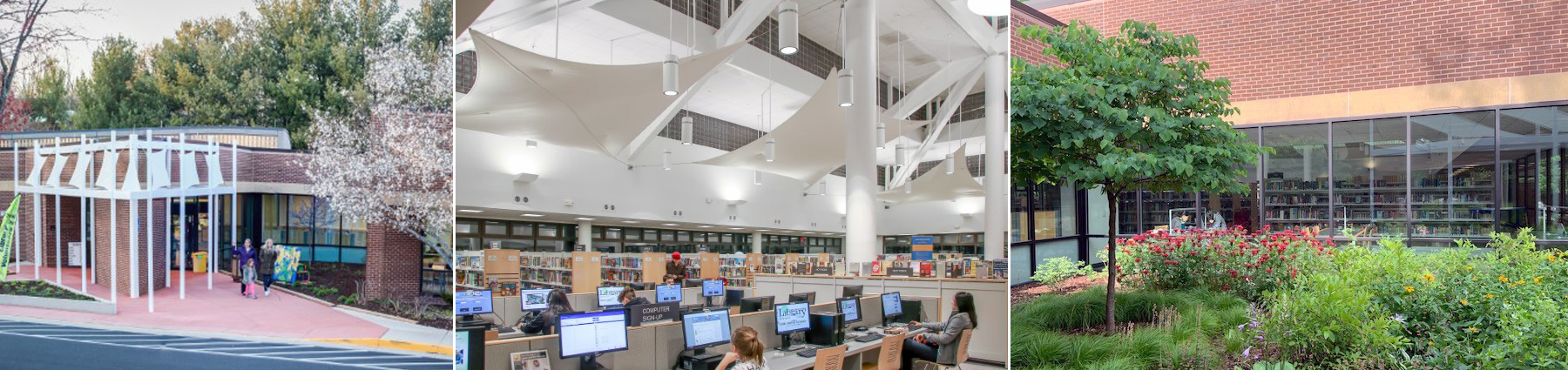 Tysons-Pimmit Regional Library