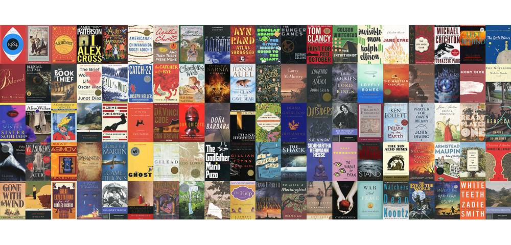 The Great American Read is an eight-part series that explores and celebrates the power of reading, told through the prism of America's 100 best-loved novels.