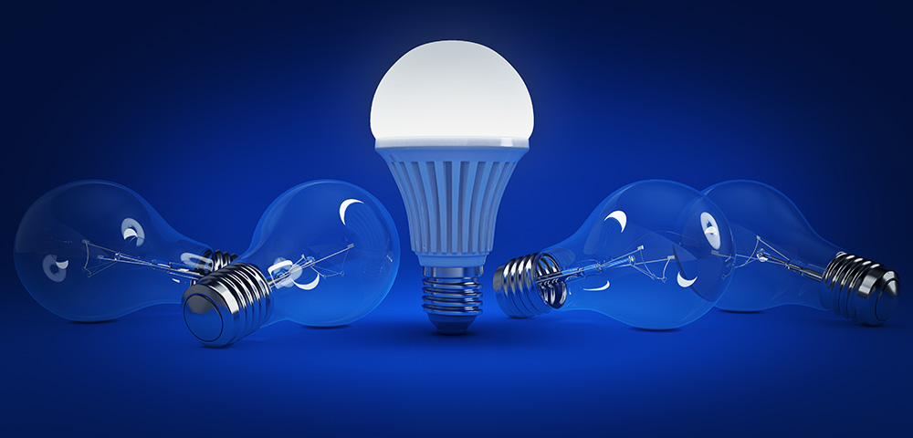 Energy Action Fairfax will give each household a free 60W-equivalent warm, white LED bulb during a two-hour exchange.