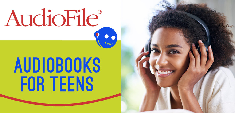 SYNC is a free summer audiobook program for teens.