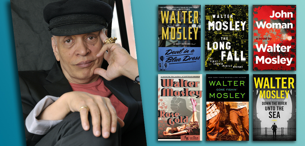 Meet Author Walter Mosley.